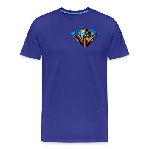 Original PizzaRollWars banner - Men's Premium T-Shirt