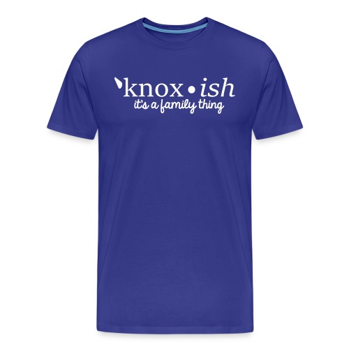Knox-ish It's a Family Thing - Men's Premium T-Shirt