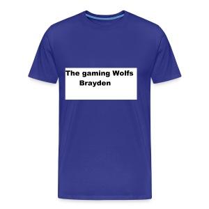 TGW Brayden - Men's Premium T-Shirt