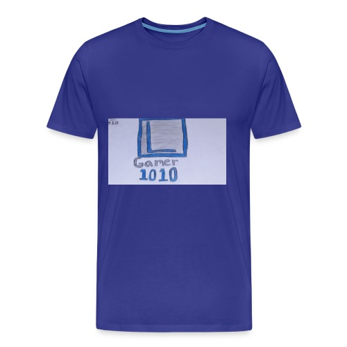 Luis Gamer 1010 merch - Men's Premium T-Shirt