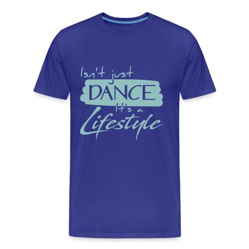 Dancer Lifestyle - Men's Premium T-Shirt