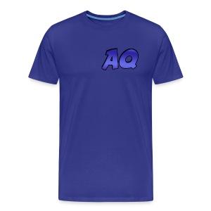 New Text AQ Merchandise! - Men's Premium T-Shirt