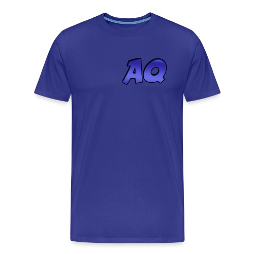 New Text AQ Merchandise! - Men's Premium T-Shirt