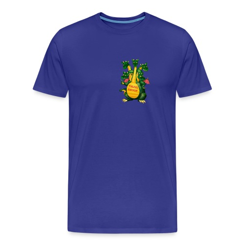 Tirzki Group - songs and video design studio - Men's Premium T-Shirt