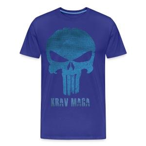 KRAV MAGA GEAR - BLUE EDITION - Men's Premium T-Shirt