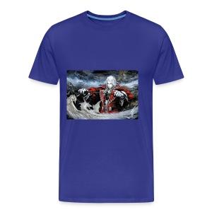 Castlevania:Symphony Of The Night - Men's Premium T-Shirt