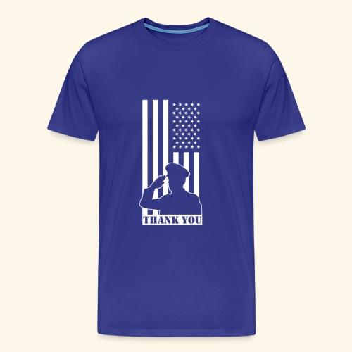 Veterans Day is coming up - Men's Premium T-Shirt