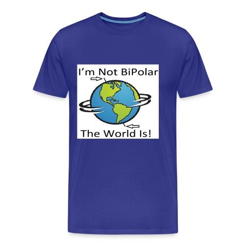I'mNotBipolar - Men's Premium T-Shirt
