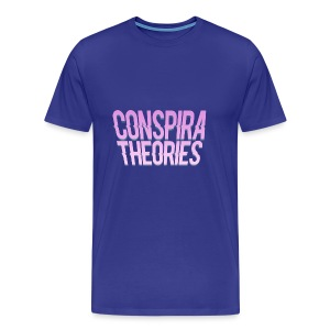 Women's - ConspiraTheories Official T-Shirt - Men's Premium T-Shirt