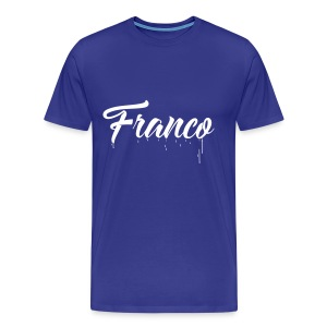 Franco Paint - Men's Premium T-Shirt
