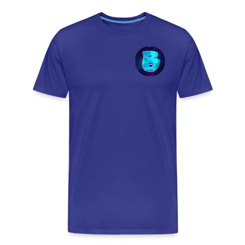 Circles Ben logo. - Men's Premium T-Shirt