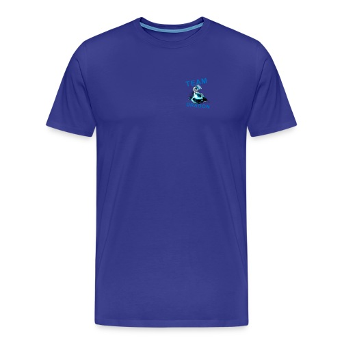 Team Blue Dragon - Men's Premium T-Shirt