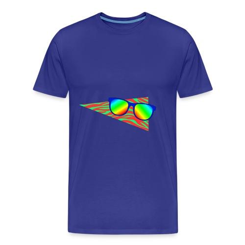 Sunglasses 002 - Men's Premium T-Shirt
