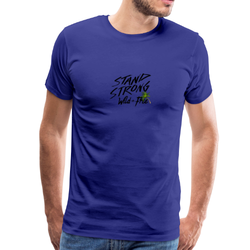 Motivational Tee - Men's Premium T-Shirt