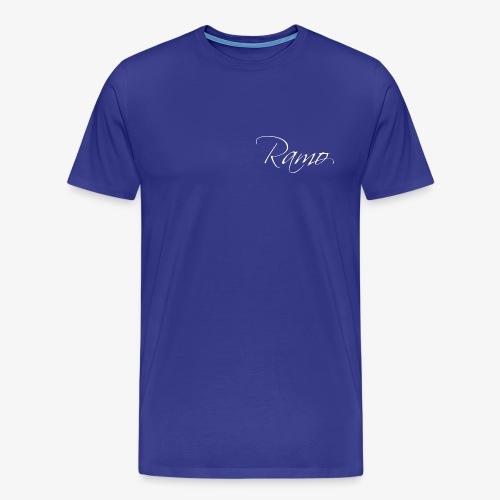 Ramo Signature Logo - Men's Premium T-Shirt