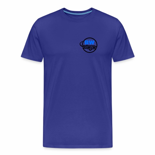 BW Logo - Men's Premium T-Shirt