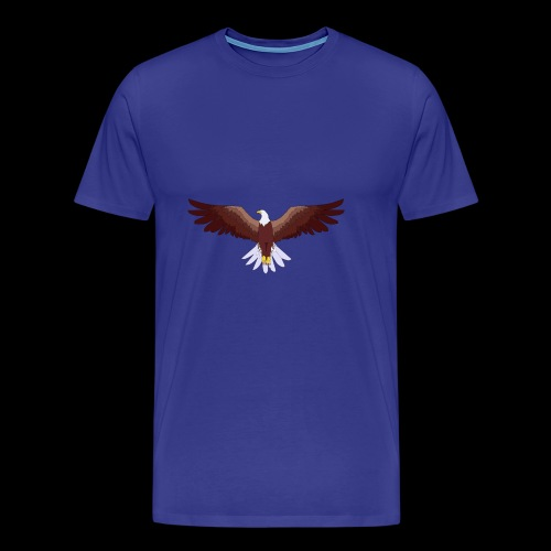 Eagle Logo - Men's Premium T-Shirt