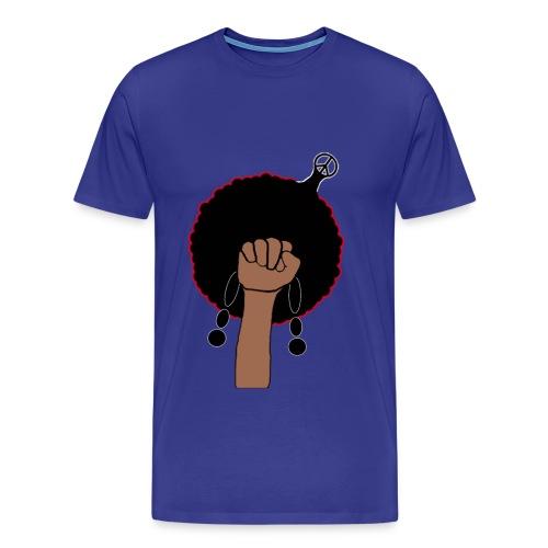 Drea Vocalz Power - Men's Premium T-Shirt