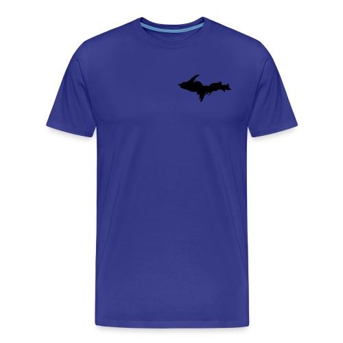 Upper Peninsula Black Insignia - Men's Premium T-Shirt