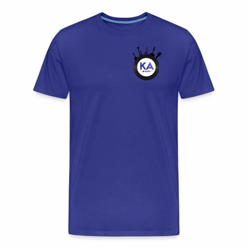 Official KAM Logo - Men's Premium T-Shirt