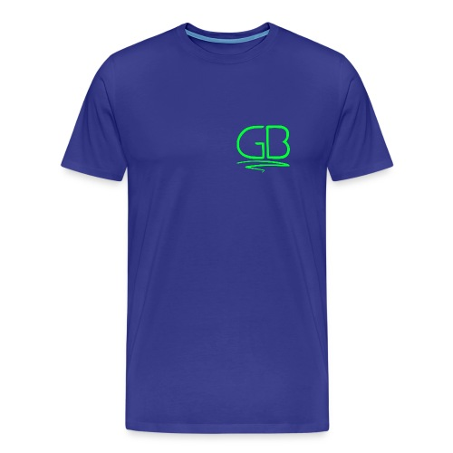 Green GB logo - Men's Premium T-Shirt