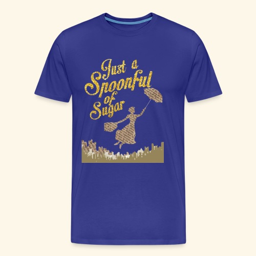 Poppins - Men's Premium T-Shirt