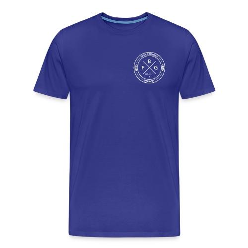 fbg logo - Men's Premium T-Shirt