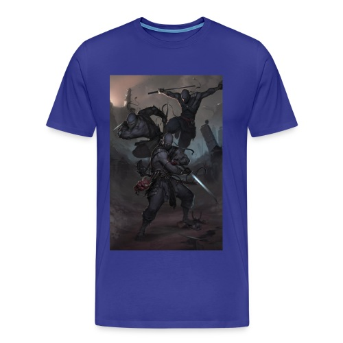 team ninjack - Men's Premium T-Shirt