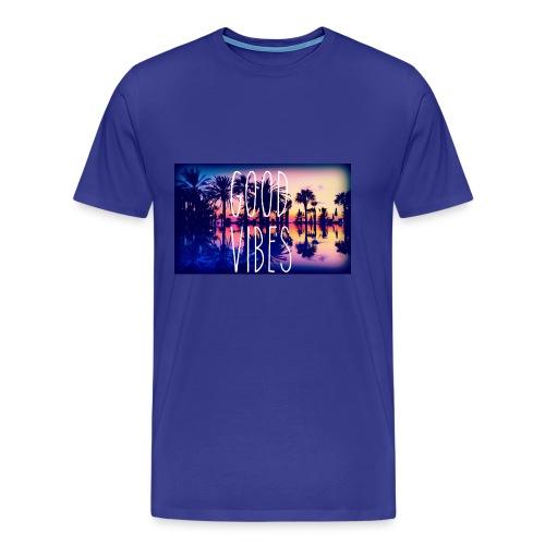 Good vibes - Men's Premium T-Shirt
