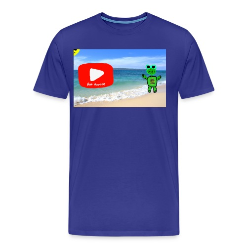 fat turtle merch - Men's Premium T-Shirt