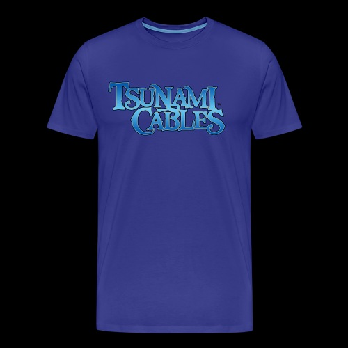 Tsunami Cables - Men's Premium T-Shirt