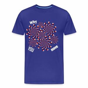 CINETISMO - Men's Premium T-Shirt