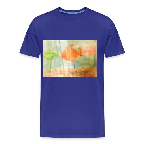 Autumn Sea - Men's Premium T-Shirt