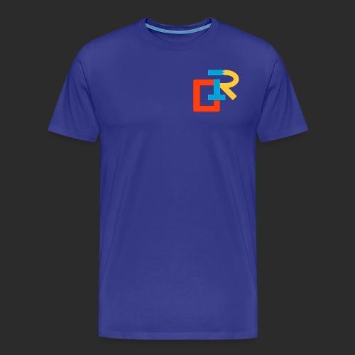 COLORED RIGANG LOGO - Men's Premium T-Shirt