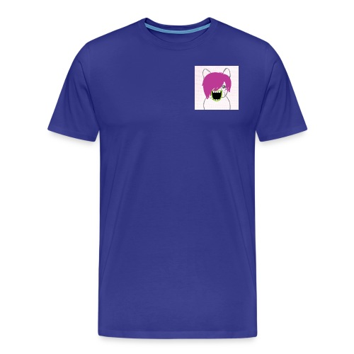 Pop Star Pug - Men's Premium T-Shirt