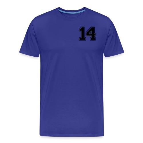 Jack D 14 - Men's Premium T-Shirt