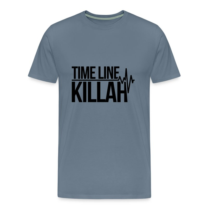 Timeline Killah - Men's Premium T-Shirt