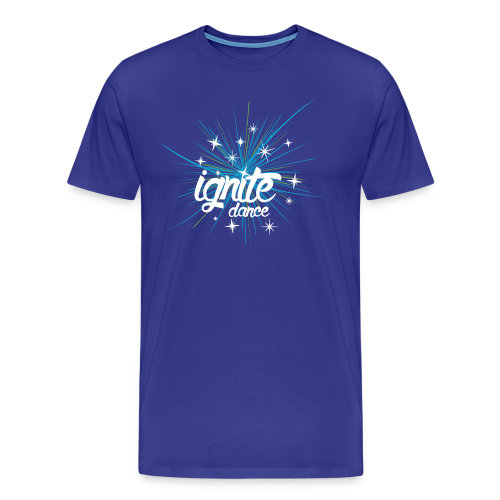 ignite logo - Men's Premium T-Shirt