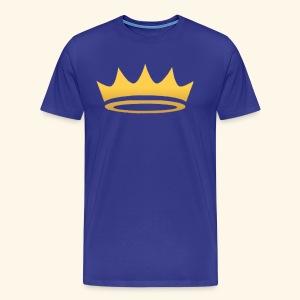 The Famous One - Crown - Men's Premium T-Shirt