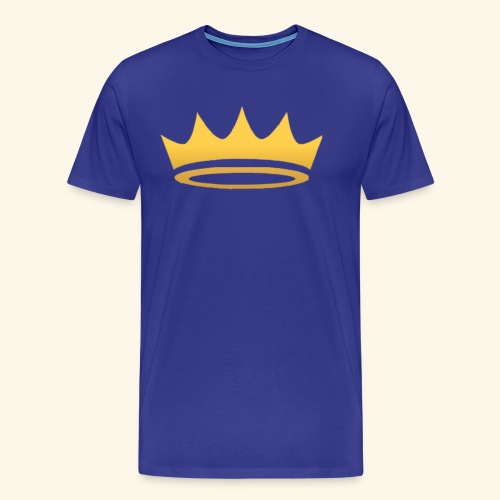 The Famous One - Crown - Men's Premium T-Shirt