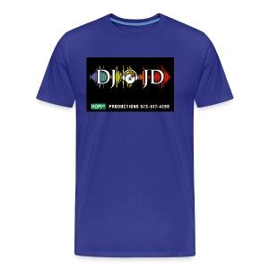 DJ JD - Men's Premium T-Shirt