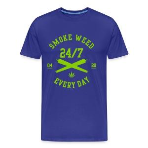 SWE United Smokers - Men's Premium T-Shirt