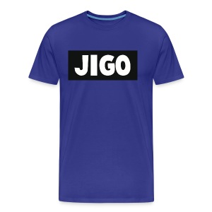 Jigo - Men's Premium T-Shirt