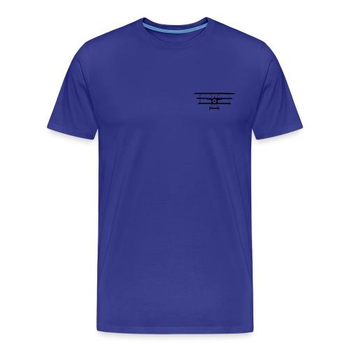 Fokker Plane - Men's Premium T-Shirt