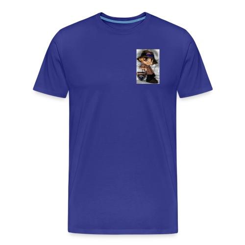 Messi - Men's Premium T-Shirt