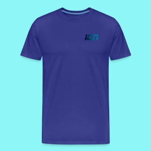 ION LOGO - Men's Premium T-Shirt