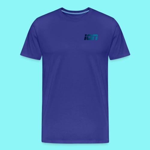 ION LOGO - Men's Premium T-Shirt