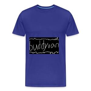 Buddyvan logo 2.0 - Men's Premium T-Shirt