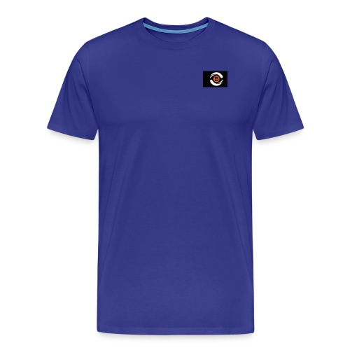 Short sleeves with logo - Men's Premium T-Shirt