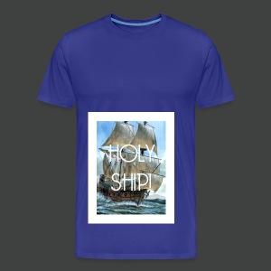Holy Ship - Men's Premium T-Shirt